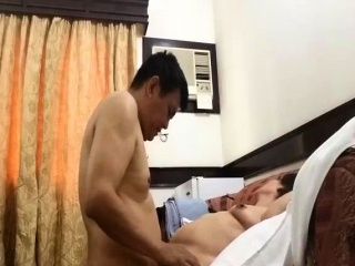 Hidden Cam Caught Mature Woman Fucked By Young Guy