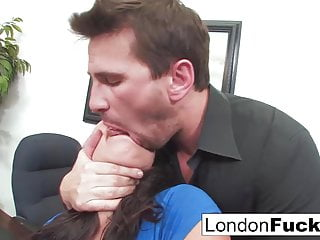 London Gets Bent Over with the addition of Office Fucked