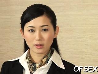 Engaging sweetie Mio Kitagawa behaving badly