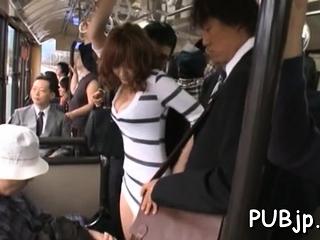 Expressive nipponese gal Yuma Asami adores being nailed