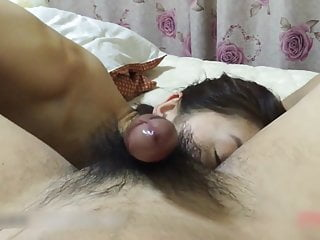 Tyro Chinese Blowjob. A homemade videotape