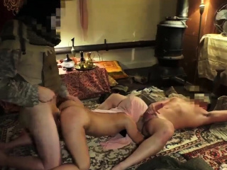 Arab man fucks white girl and Local Working Woman