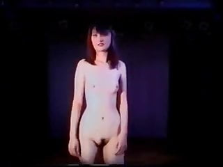 Japanese nude stage show
