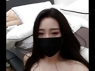 Korean BJ super body dance strip on cam !