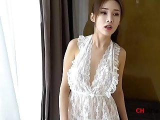 Chinese Model: Zhou Yanxi(周妍希) shows their way sweet pussy for back videos