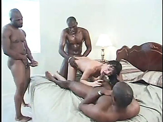 Feel one's way interracial 002