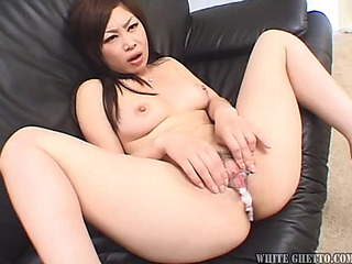 Oriental Sweetheart Yumi Bonks 2 Lads And Acquires Her Holes Filled There Cum