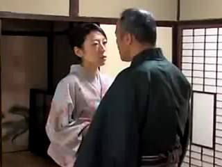 Feel one's way japanese kimono milf's sex life threateningfearsome pt2 on hdmilfcam.com