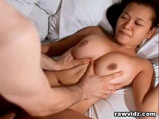 Busty Asian Angel Wet Coitus
