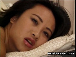 Hot Asian Fantasize Gets Ass From Ed Powers