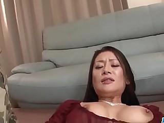 Hot japan girl Rei Kitajima in group sex video