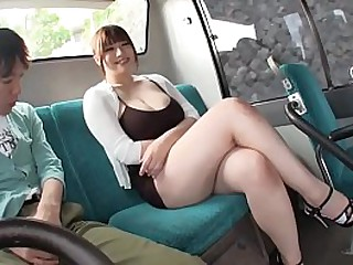 Sex - Young people sniff be imparted to murder vagina idols JAV is big Bosom on be imparted to murder bus and be imparted to murder ending