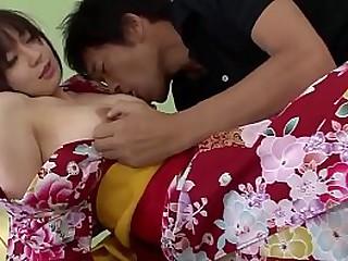 Hot japan girl Nozomi Hazuki in beautiful sex peel