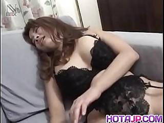 Hot japan girl Mako Kamizaki experience dick