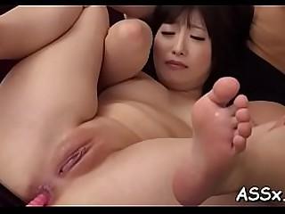 Explosive japanese blowbang