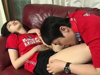 Asian lovers from korean 18 years ancient