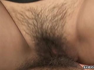 Asian babe screwing