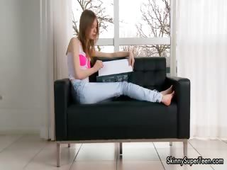 HD Asians tube Jeans