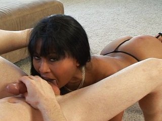 Asian hottie completely checked