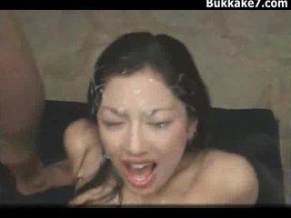 Vocal Japanese Bukkake Whore