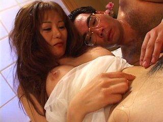 Sleeping Asians tube