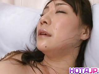 Junko Izawa aroused roughly orgasms